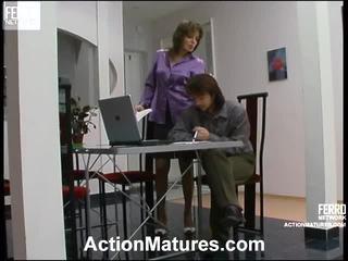 Helena en danil astonishing rijpere actie
