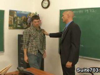 Γκέι δάσκαλος troy γαμήσι μαθητής/ρια william σκληρά