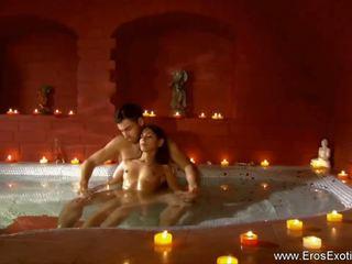 massaaž, india, eros exotica hd