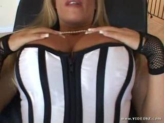 मजाक स्तन, ख़रबूज़े असली, कोई बड़े स्तन आप