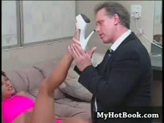 mutisks sekss, big boobs, foot fetišs