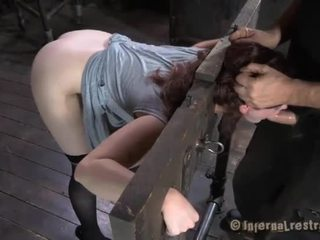 Szolga gets vicious drilling