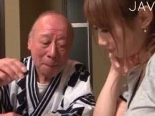 japonez, prunc, vechi + young