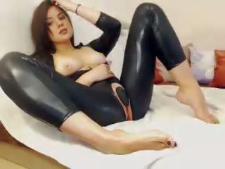 Legingi skaistule: bezmaksas legingi porno video 74