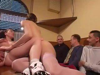 sex, inzest, gesichts-
