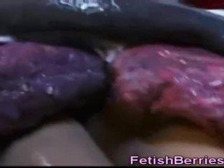 Tentacles 씨발 코스프레 소녀!