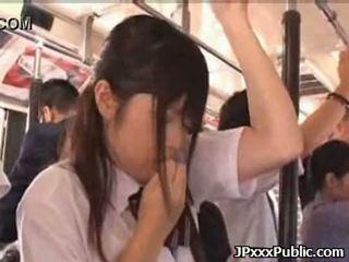 Sexy giapponese adolescenza cazzo in pubblico places 34