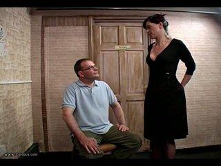 spanked, spanking, stockings
