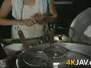 मेच्यूर जपानीस गर्ल getting गड़बड़