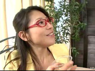 Mizuki ogawa cock-stuffed עם שלה loverã'â´s
