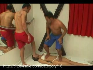 The Greatest Trampling action is at clips4sale.com