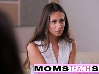 ママ seduces 息子 で ハード 速い ファック lessons <span class=duration>- 12 min</span>