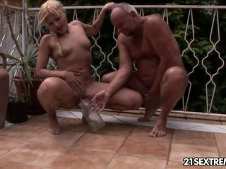 piss, rimming, natural tits