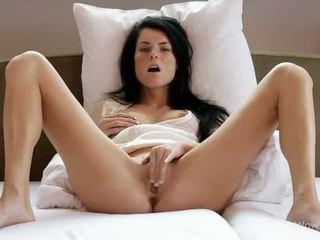 orgasm, clitoris, shaved pussy