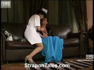 strap-on, dominazione femminile, femdom