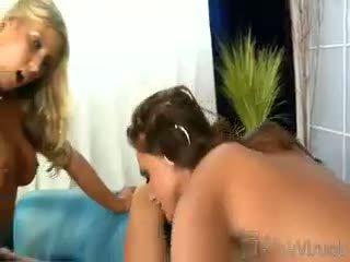 Nikki jayne tori zwart & alexa jordan