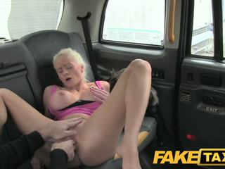 FakeTaxi Finland beauty with tits to d...