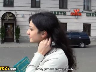 Blonde in anal public fuck Video