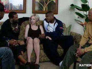 Katie kox interraciaal gangbang