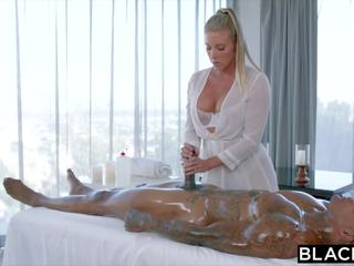 Blacked samantha saint cant قاوم bbc و rimming: الاباحية 1a
