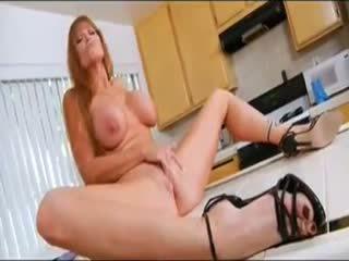 Sexy mom aku wis dhemen jancok in the pawon