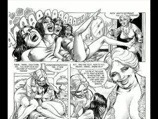 Masterpiece no verdzība sekss orgija komikss