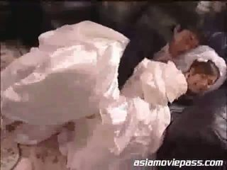 Yua aida 該 新娘 和 該 bestman
