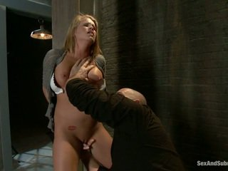Jong blondine aiden aspen gets humiliated