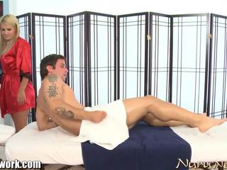 NuruNetowrk Massage has a Happy Ending 69
