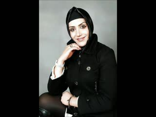 Turkish-arabic-asian hijapp zmiešať photo 11