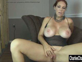 big tits, solo, pussy
