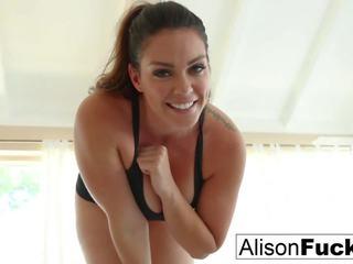 Alison tyler works een dildo, gratis alison tyler vip hd porno bd