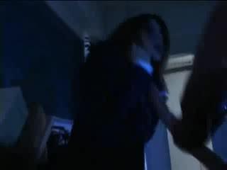 Skaistule seksuālā aziāti meitene ir noķerti līdz uzbudinātas tentacles uz birojs