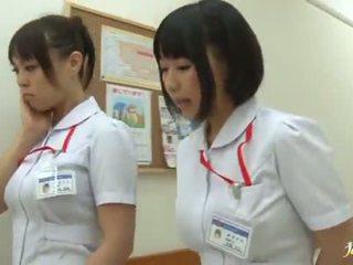 奇妙 肛門 hole 的 reiko nakamori rocked 由 不錯 ram rod