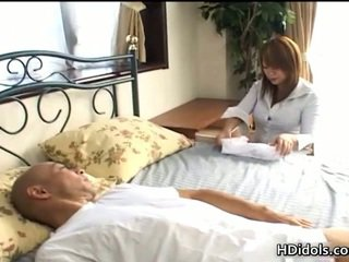 Sleazy muschi kaede ohshiro gives astonishing