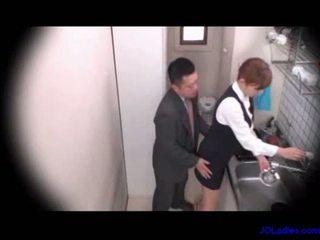 japonés, oficina, japón