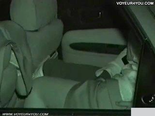 Reale amatoriale giorno notte auto sesso