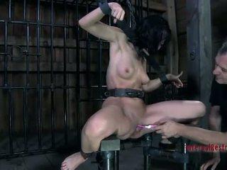 punci kínzás, bdsm, fogság
