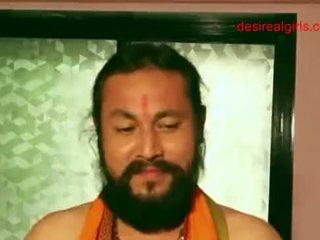 Sexy indisch aunty exposing haar naakt lichaam en sexy scheur naar krijgen neuken