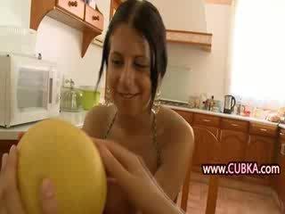 Lezzies liefde groot fruit
