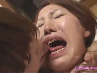 吸吮, 日本, 女同性恋