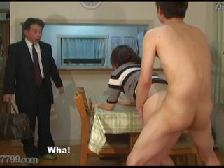 japanese, fucked, cuckold