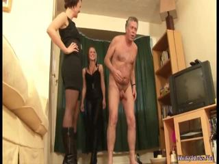 tortur, 3some, high heels