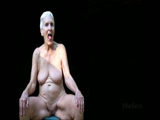 seksspeeltjes, cum in de mond, grannies