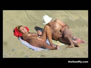 Thesandfly 2012 sezon sandfly plaja voieur magic!