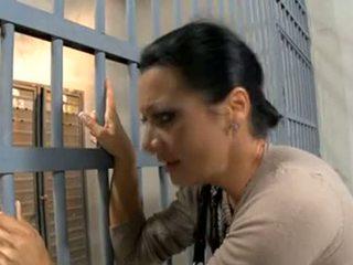 Prisoner's wife fucked