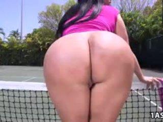 brunette, big boobs, ass