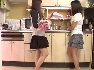Aziatisch meisjes spelen