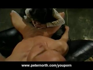 Classic Full Scene With Huge Tits Latina and Peter North