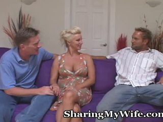 cougar, vechi, 3some